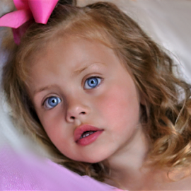 Surpise! by Cheryl Korotky - Babies & Children Child Portraits