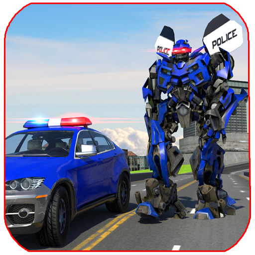 Police transform Superhero (game)