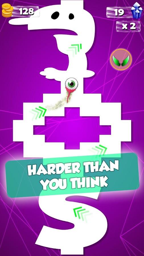 Folgen der Linie Monster Thema android spiele download