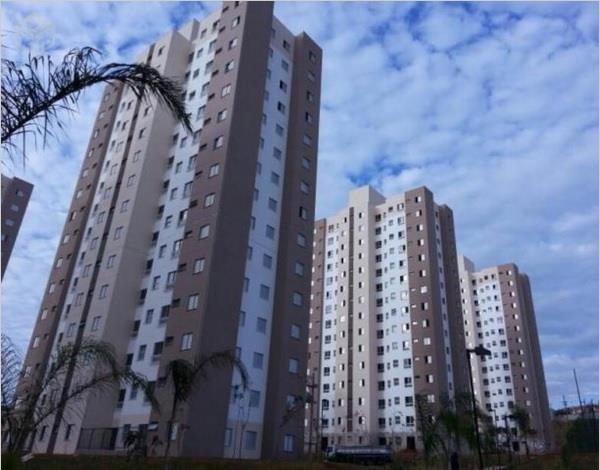 [Apartamento residencial à venda, Jardim Colônia, Jundiaí.]