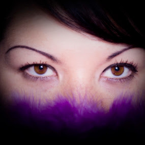 4 your eyes only by David Benedict - People Portraits of Women ( faces,  )