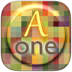 Cover art A-One icon pack