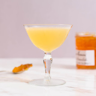 Honey and Marmalade Sour