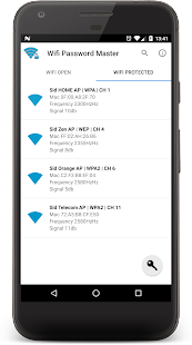 App WIFI PASSWORD MASTER apk for kindle fire