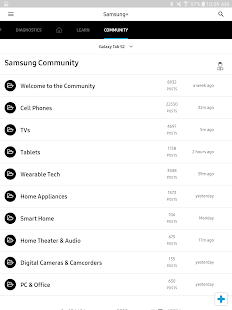 Download Full Samsung+ 10.0.6.0 APK