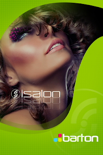 iSalon UK - screenshot