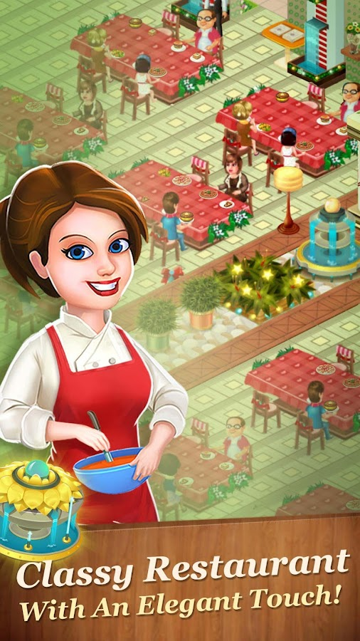 Star Chef: Cooking Game Screenshot 0