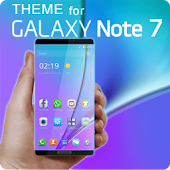 Theme for Samsung Galaxy Note7 for Lollipop - Android 5.0