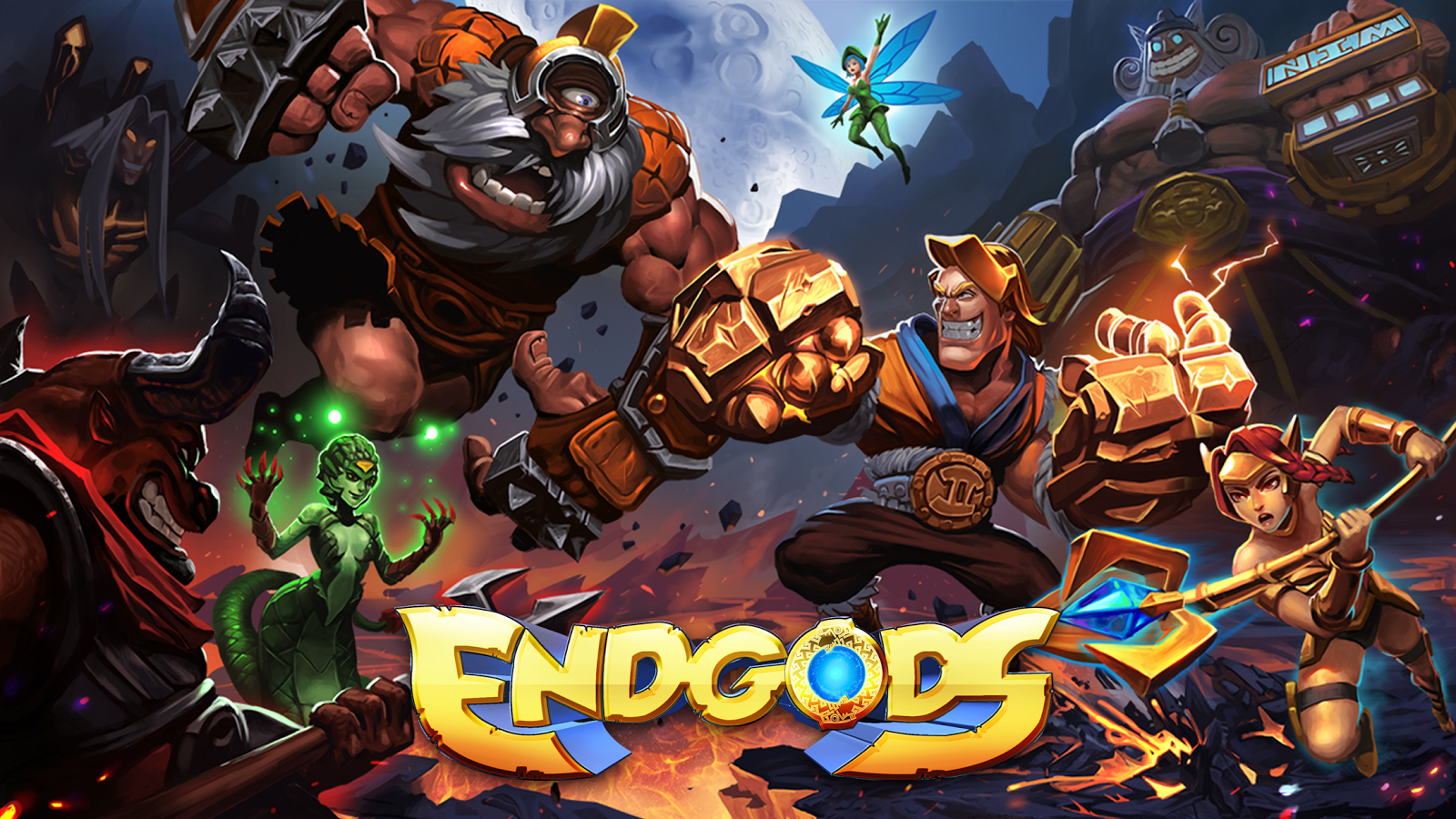 EndGods Screenshot 1