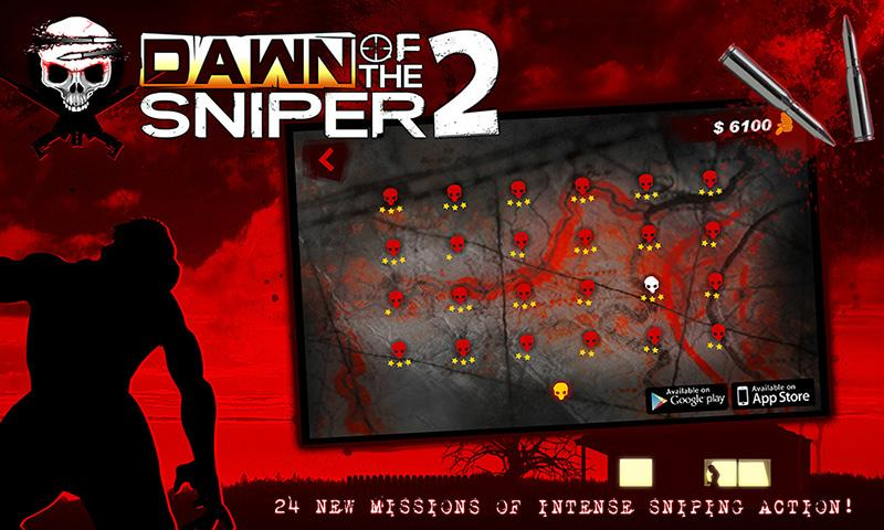 Dawn Of The Sniper 2 Screenshot 1