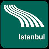 Karte von Istanbul offline