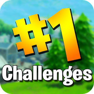 Challenges for Fortnite and PUBG For PC (Windows & MAC)