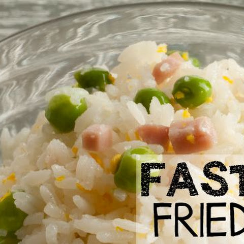 Fast Fried Rice