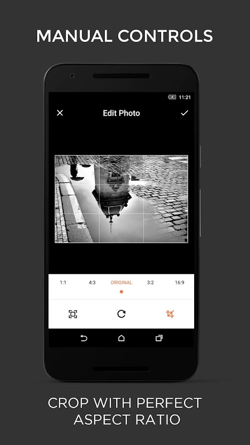Photo Editor - Black and white Screenshot 2