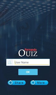 Fernando Alonso Quiz - screenshot