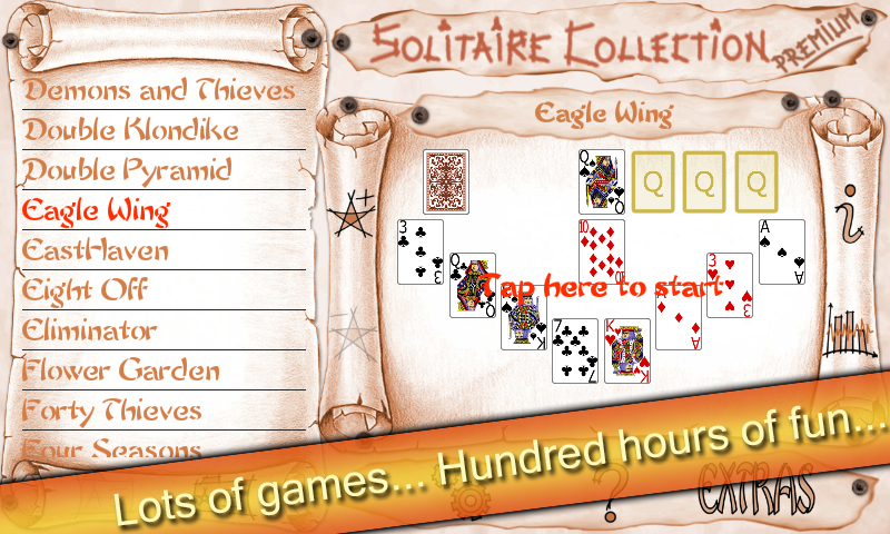 Solitaire Collection Premium Screenshot 0