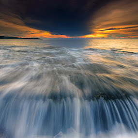 overflow by Ledon Jasper Samoranos - Landscapes Waterscapes