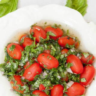 Marinated Grape Tomatoes Recipes