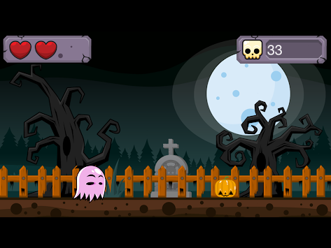 Tappy Ghost Free apk screenshot
