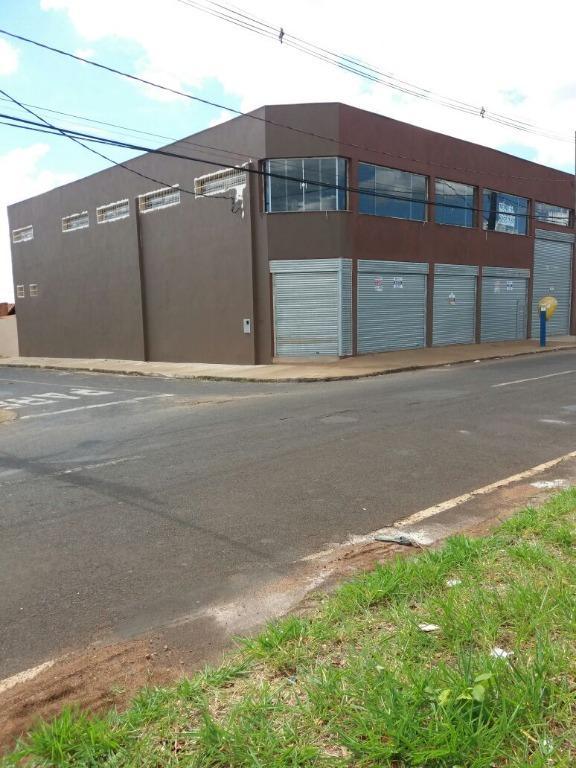 Galpão comercial à venda, Residencial Morada Du Park, Uberaba.