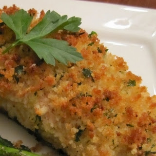 Onion Crusted Baked Fish Recipes