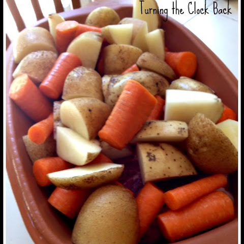Easy Pot Roast with Vegetables in a RÖMERTOPF clay pot