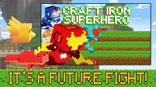 Craft Iron Clash Super Hero