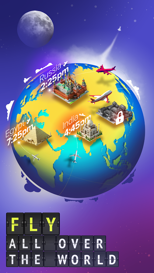Airport City: Airline Tycoon ✈️ Screenshot 3