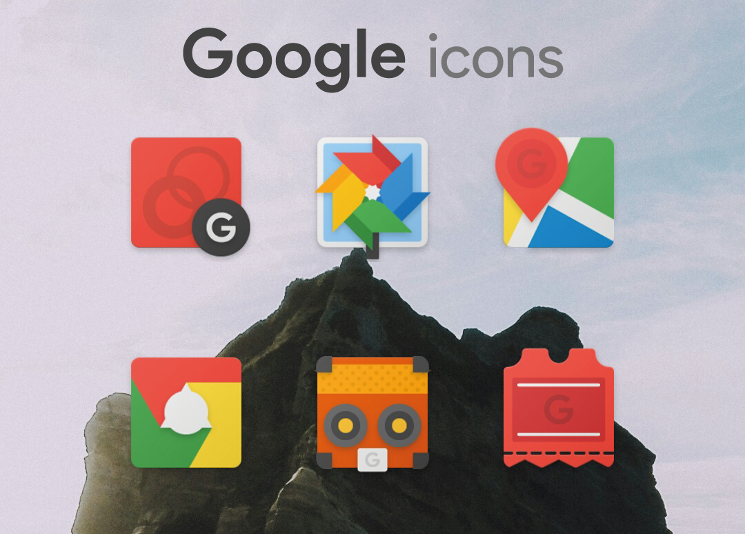 Peach icons Screenshot 0