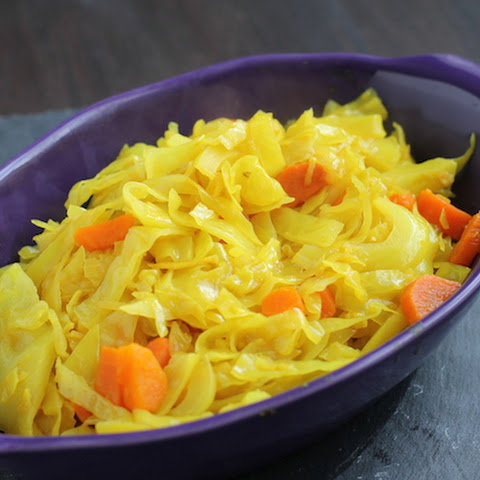 Ethiopian Spiced Cabbage