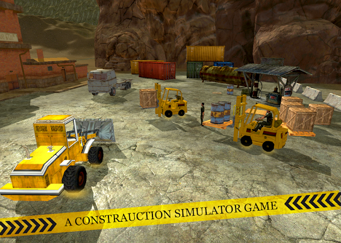 android Construction : Build Operation Screenshot 0