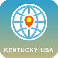 Kentucky, USA Map Offline