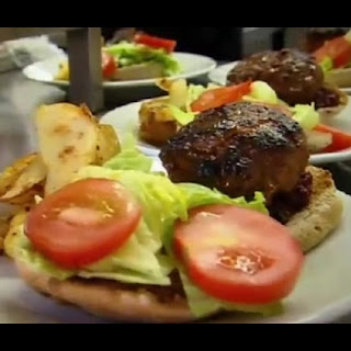 Gordon Ramsey's Healthy Hamburgers