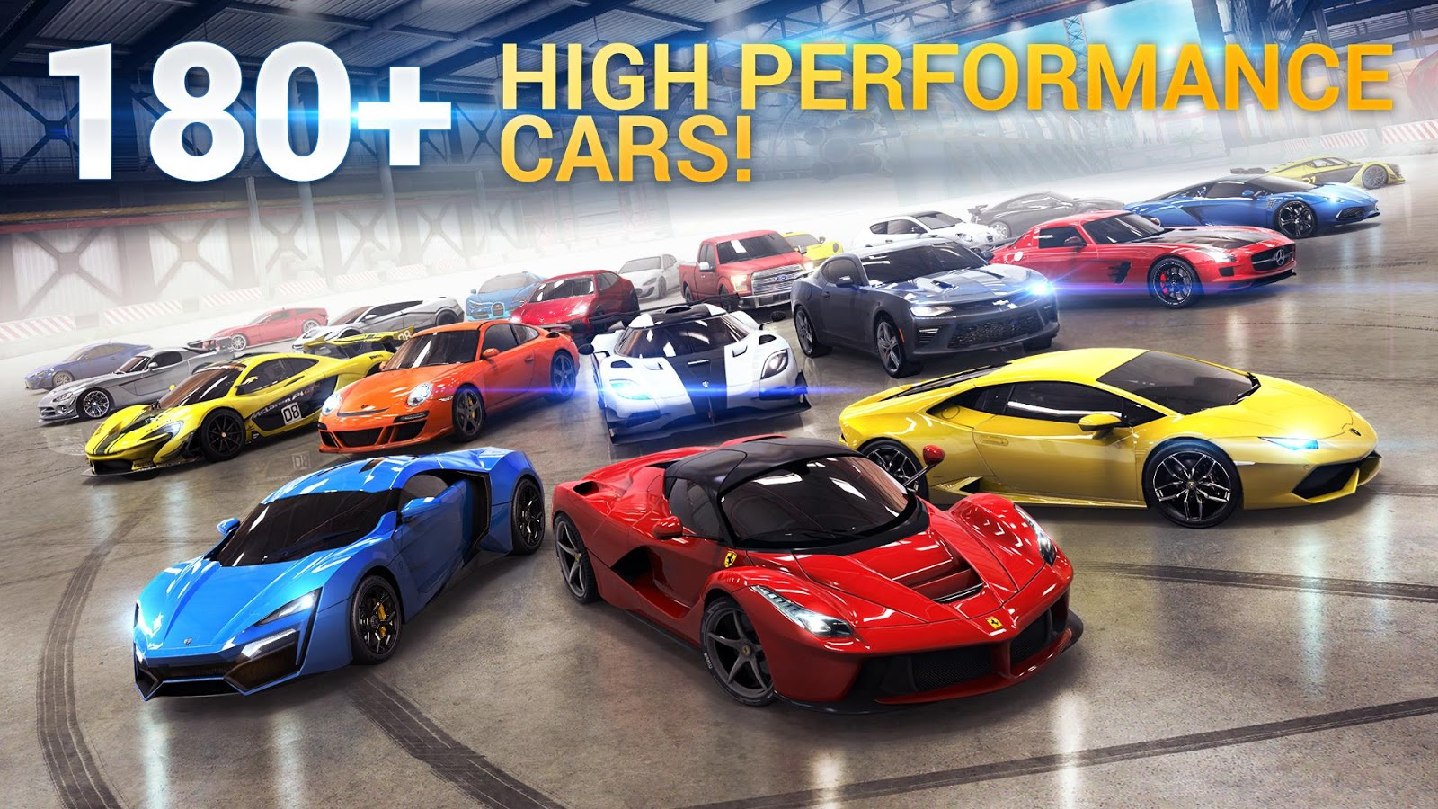 Asphalt 8: Airborne Screenshot 13