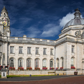 National Museum Cardiff by Krasimir Lazarov - Buildings & Architecture Public & Historical ( building, wales, museum, architecture, united kingdom, cardiff )