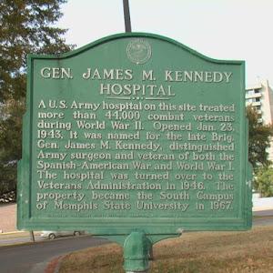 Gen. James M. Kennedy Hospital