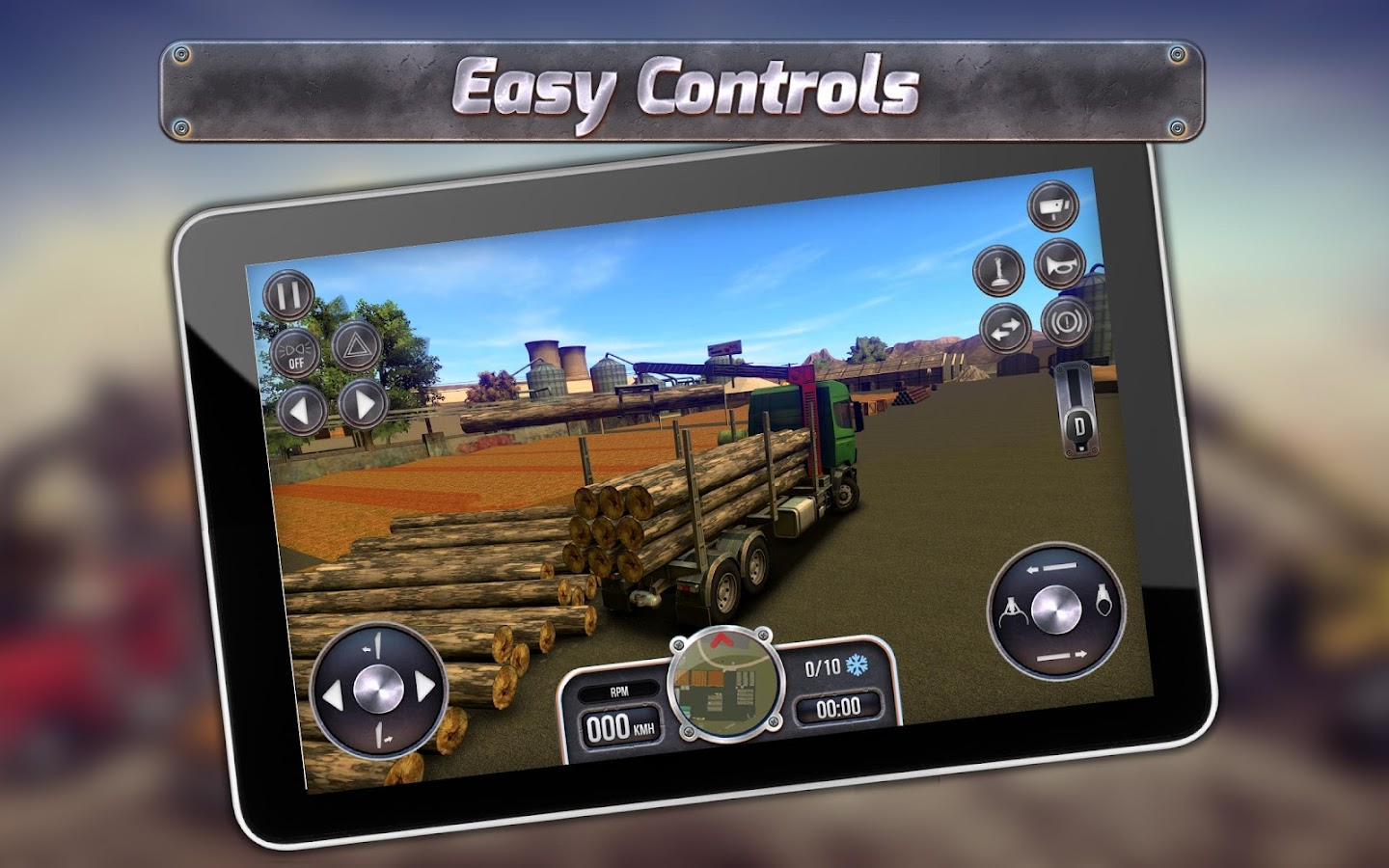 Extreme Trucks Simulator Screenshot 13