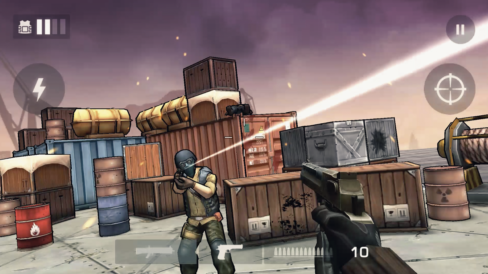 Major Gun : war on terror Screenshot 6