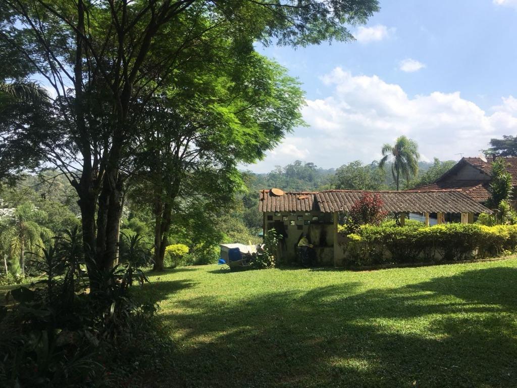 Chácara com 12.000 m², 2 dormitórios à venda ou permuta - Jardim Santa Tereza - São Paulo/SP