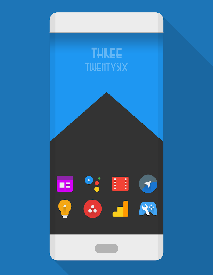 MINIMALE Icon Pack Screenshot 2