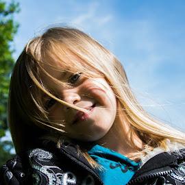 child smiling by Kim Mesorten - Babies & Children Child Portraits ( kid )