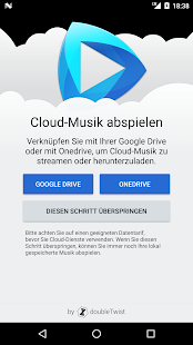 CloudPlayer ™ von doubleTwist cloud & offline play Screenshot