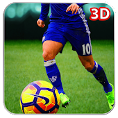 Game Real Football Champions League APK for Kindle