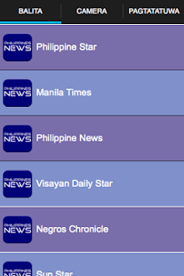 Philippines News - screenshot