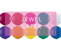 Jewel Latex Balloon Colours | Balloon Artists UK | Top Balloon UK