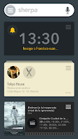 Screenshot of SHERPA BETA Personal Assistant