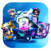 Chest Clash Royale  Simulator Icon