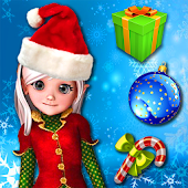 Download Santa Games && Candy Puzzles HD APK on PC