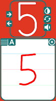 Screenshot of Chalk Out : Learning ABC & 123