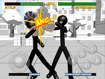 Stickman Fighting 3D APK for Bluestacks